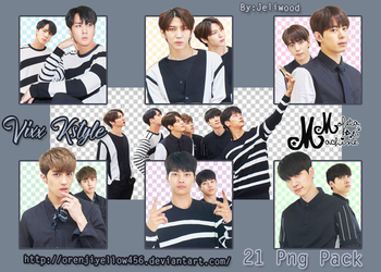 [Pack] Vixx-KStyle! by Orenjiyellow456