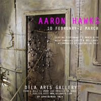 New Works by Aaron-Hawks