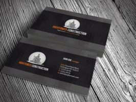 Free Psd Business Card Template by Designhub719