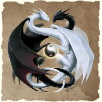 Double Dragon by Deligaris