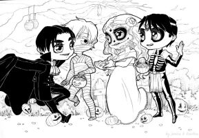 Day of the Dead by JessicaKKowton