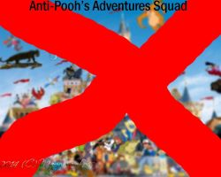 Anti-Pooh's Adventures Squad Meme by MariposaLass-93
