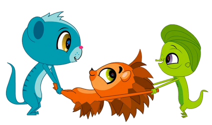 Lps Boys Time Vector by Emilynevla