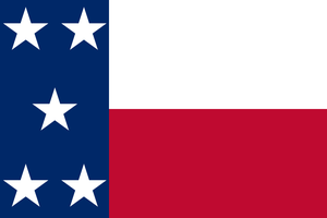 Flag of the United States of Texas by RvBOMally