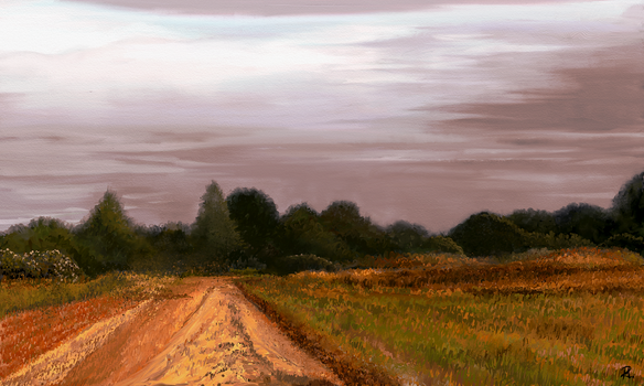 Countryside by MarianthiZ