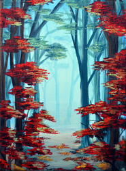 Forest 1 by AndrewKi