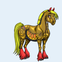 Glorious Creation - Female Tattoo Ovipets by DemonicDances