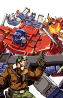 G.I. JOE Transformers AOW1 cov by yanimator