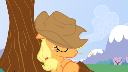 Nappin in the shade vector by totalcrazyness101