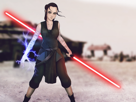 Rey sith - Star Wars by StanEKB