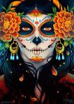 Day Of The Dead by dimary