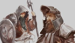 Medival Characters 00 by SLabreche