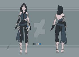 Adoptable - Outfit 17 SOLD by Asgard-Chronicles