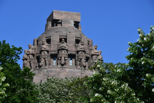 Monument to the Battle of the Nations by utico