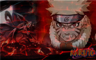 Demon Naruto - Background by Jetta-Windstar