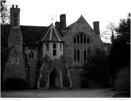 Old Rectory by In-the-picture