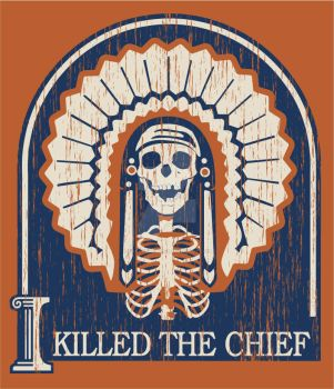 I Killed The Chief by crackmatrix