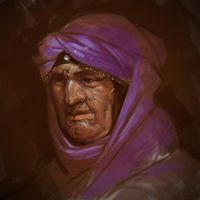 Bedouin Turkish Woman by Beastysakura