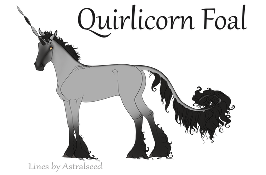 1263G - Foal Design by Astralseed