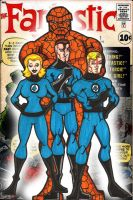 classic Fantastic four by RWhitney75