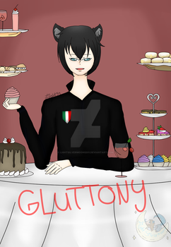 Gluttony by LightSilvermoon5201