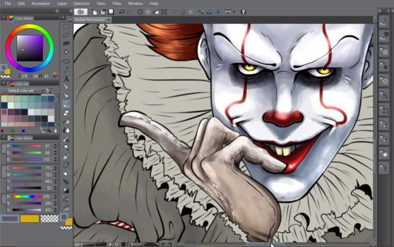 Pennywise -WIP- by XxLevanaxX