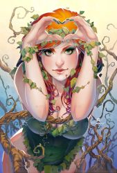 Poison Ivy by aethibert