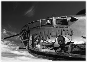 B-25J 'Panchito' #11 by Roger-Wilco-66