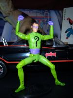 The Riddler by MisterBill82