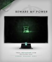 Beware My Power by TheAL