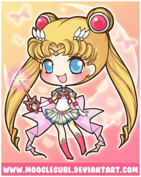 CM: Super Sailor Moon by MoogleGurl