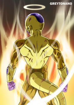 Frieza Limit Breaker by greytonano