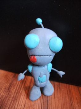 GUESS WHO MADE WAFFLES by Gir-the-piggy-lord