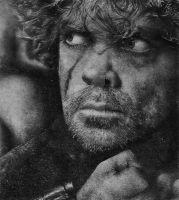 Tyrion Lannister, Game of Thrones by AlexFleming