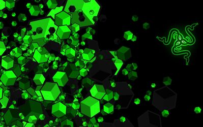 Green Cubes-wallpaper-2560x1600 by Hiokami22