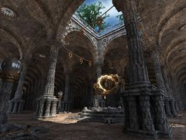 Catacombs by kryttre