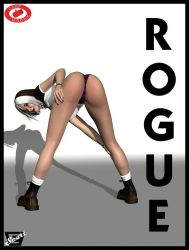 Camp W.O.O.D.Y 2018 poster: Rogue by DaCommissioner