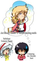 Howl's Moving Castle_Chibi_ by BloodyChaser