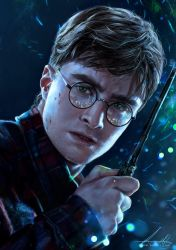 Harry Potter by Aelini