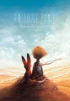 The little prince book cover by Anuk
