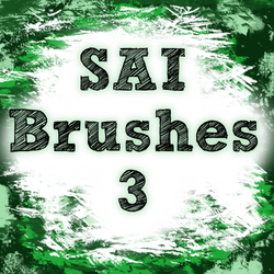 SAI Brushes 3 by ToadsDontExist