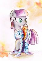 MLP Maud Pie by MashiroMiku