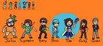 Super Game grumps VS II Turbo by CaptainQuestion