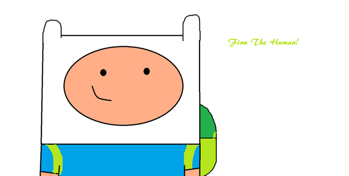 Finn The Human by SprinkleBear123
