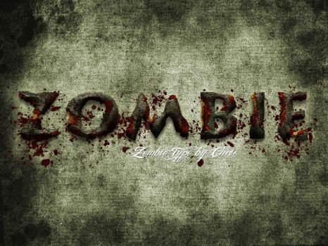 Zombie2 by Chrisdesign