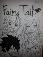 Fairy Tail by Webburs