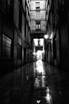 Light After The Tunnel by degodson