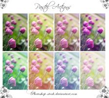 Pastel Actions by photoshop-stock