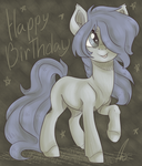 Happy (early) Birthday! by Inspiration1413