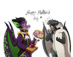 [wyngro] Happy Mother's Day by Feligriffin